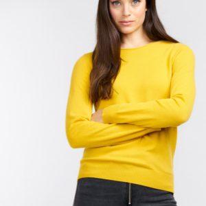 Cashmere trui met boothals bestellen via fashionciao