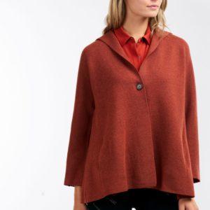 A-lijn vest van merinowol bestellen via fashionciao