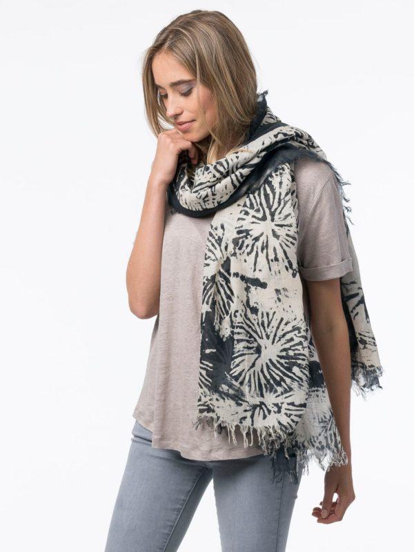 Basic linnen T-shirt bestellen via fashionciao