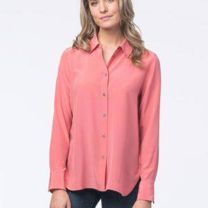 Zijden dames blouse bestellen via fashionciao