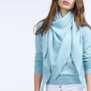 Driehoek sjaal bestellen via fashionciao